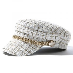 London Military Hat Wig