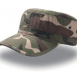 Piper Army Hat Wig